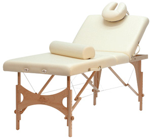 Les tables de massage oakworks d 39 occasion saisir au showroom - Table de massage d occasion ...