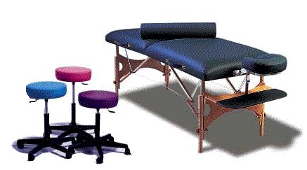 Référence Massages Professionnels Tables Des Showroom De OakworksLa 34LARj5q