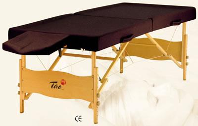 La table de massage ayurv da de taoline un deal bien huil - Table de massage pas chere ...